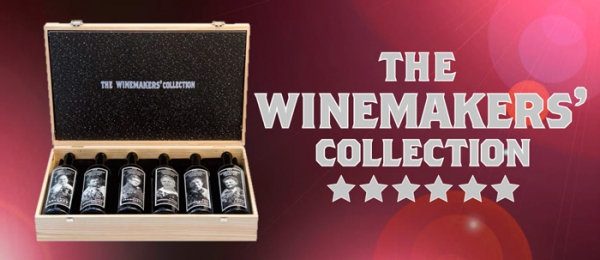 Le premier Coffret de la Winemakers Collection